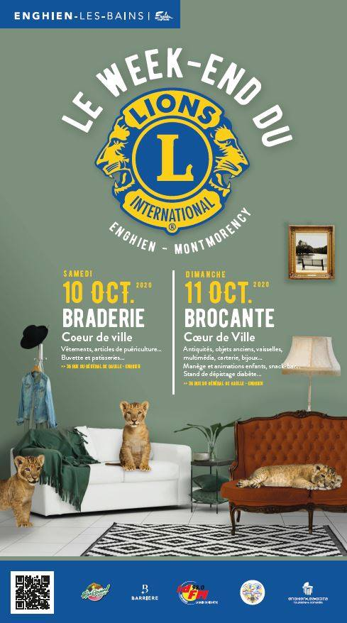 Le week-end du Lions Club