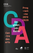 programmations 2019-2020 du Centre des Arts